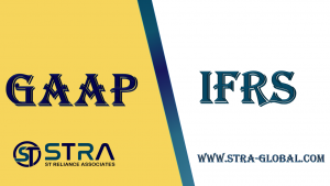 Difference between GAAP & IFRS